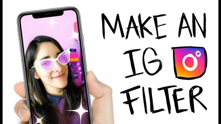 How to create an Instagram filter, Create Instagram AR Filters 2020