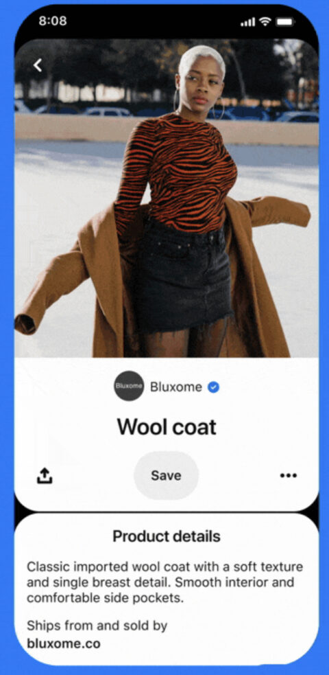 Pinterest brings out 5 new updates for retailers