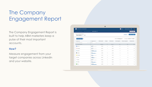 LinkedIn publishes corporate engagement report for B2B marketers