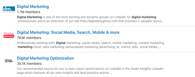 How to create an active LinkedIn group
