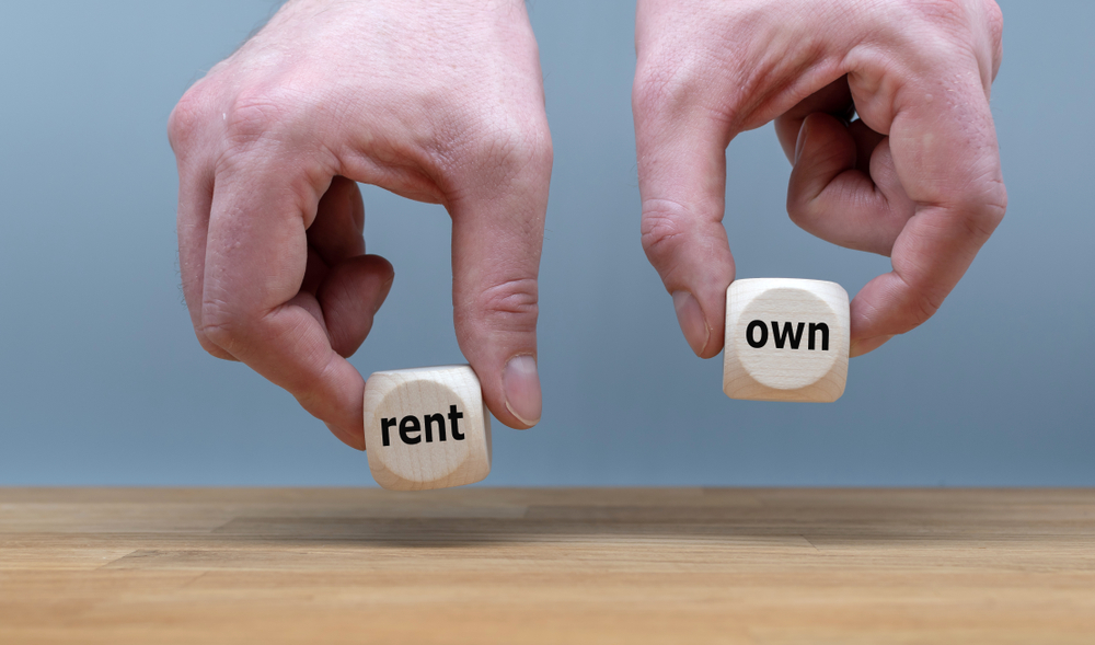 To own or rent